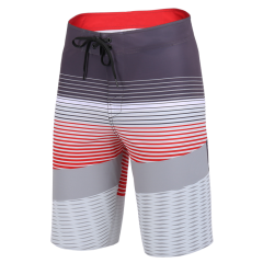 18 New 4-way stretch Block Men's Board Shorts Swim Shorts