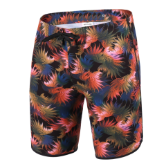 Men's Water Resistant PERFORMANCE Block Party 18 Swim Shorts Boardshorts