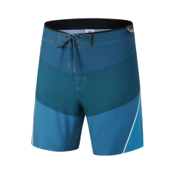 19Men's 4 Way Stretch Board Shorts Water Resistant Performance
