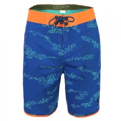 Men Yarn Dye Surf Grip Technology Boardshorts
